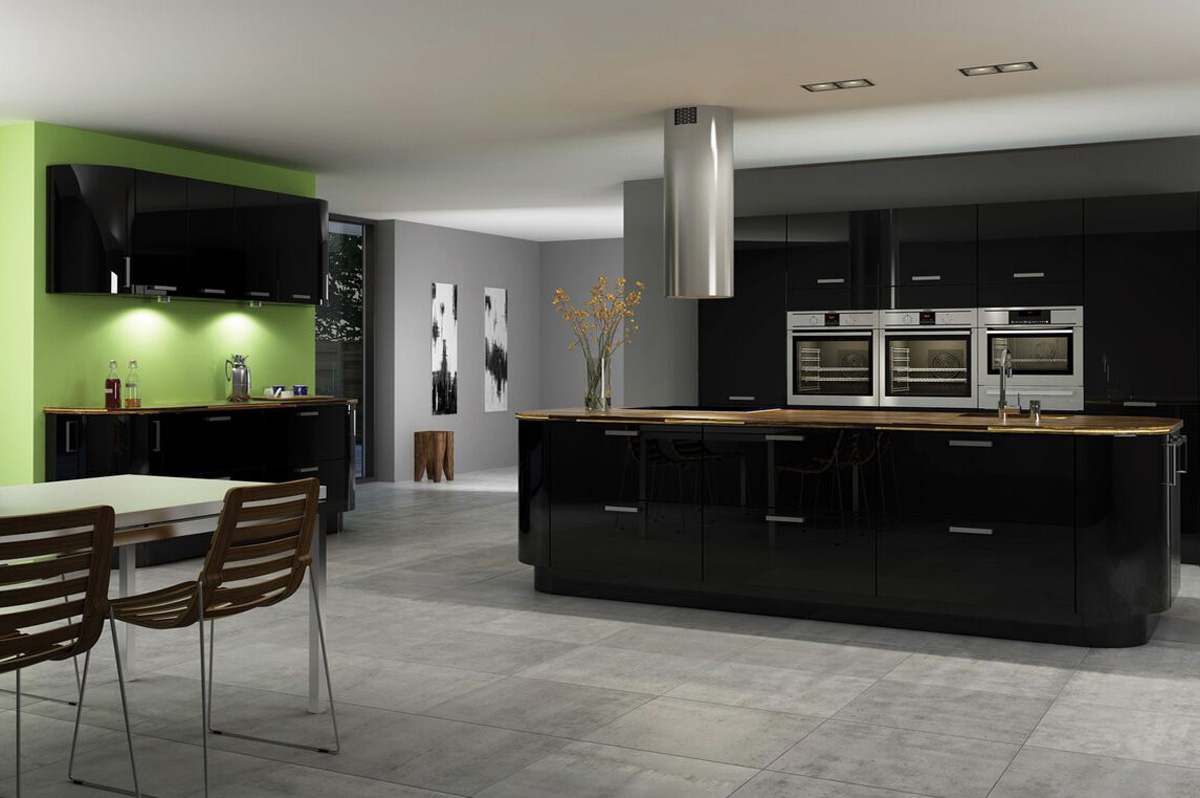 German Kitchens in Birmingham - Get a FREE Quote today.