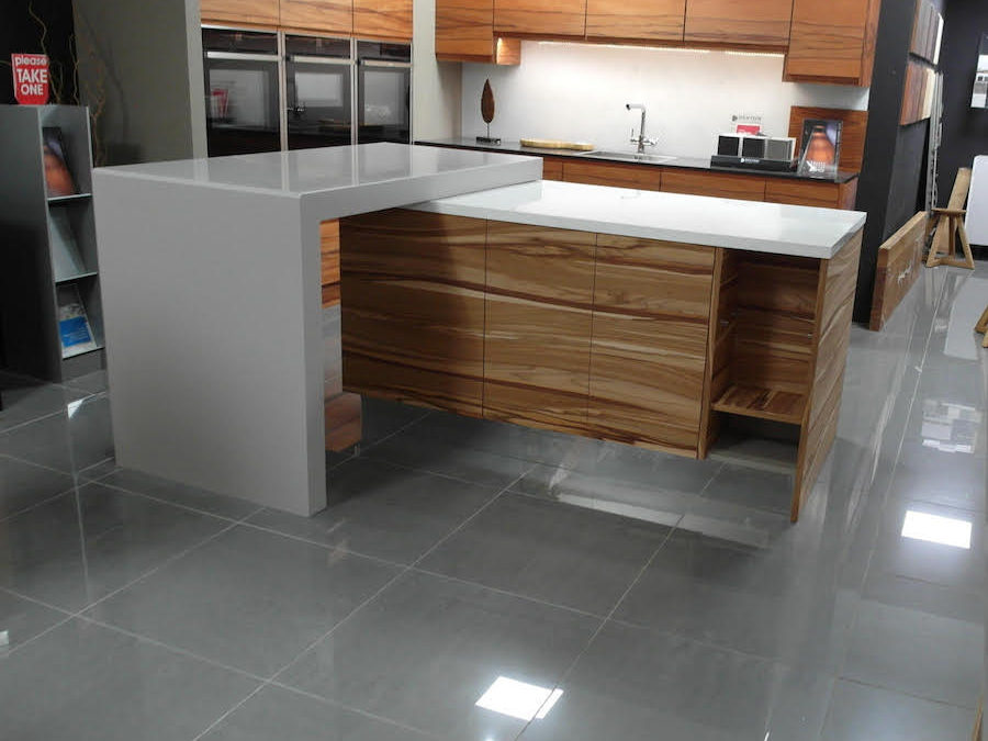 Kitchen worktop fabrications