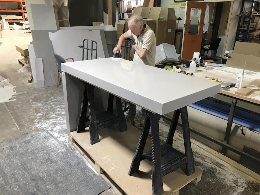 Kitchen Worktop Fabrications