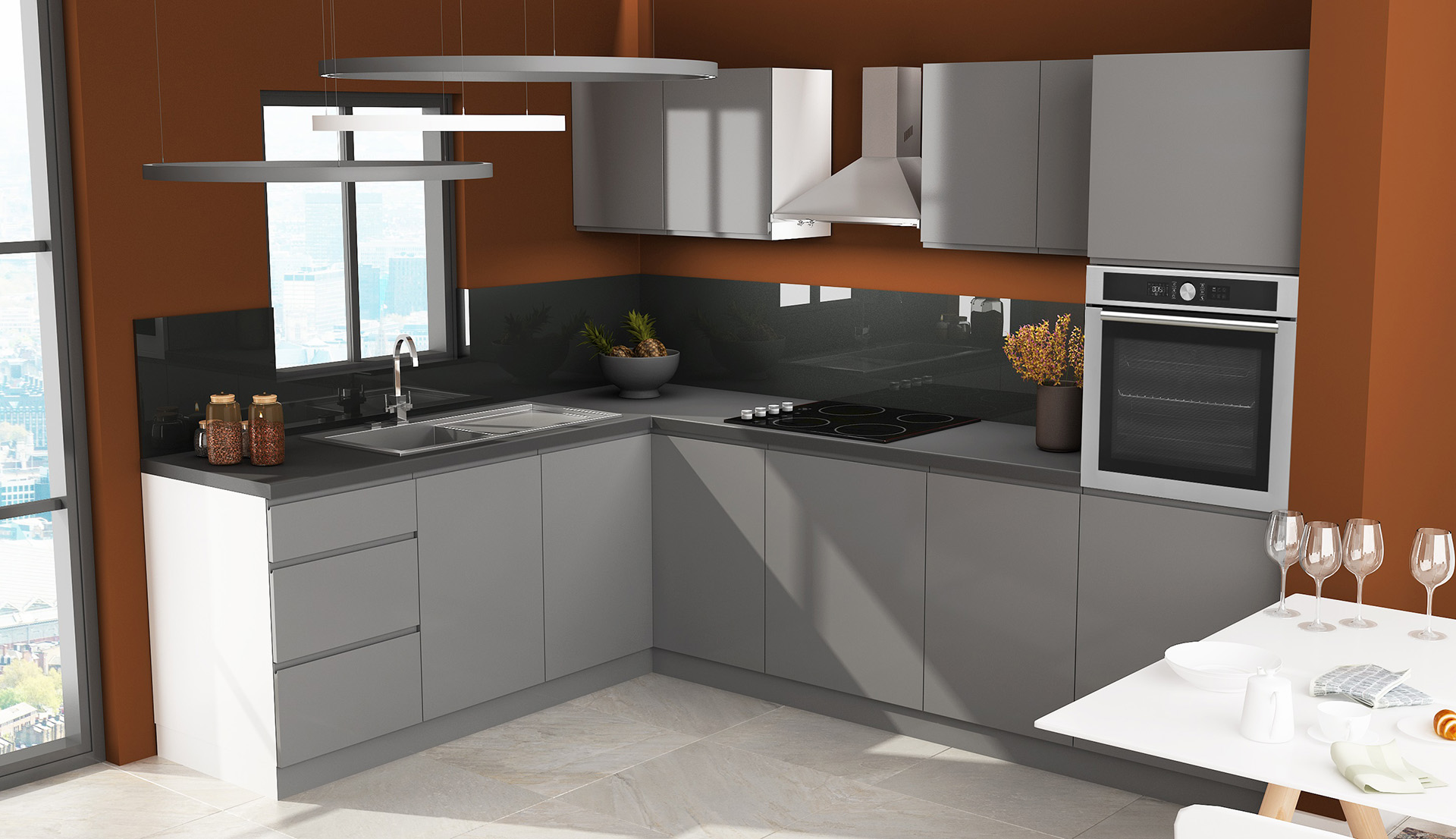 Handleless Kitchen Launch Offer Kitchen City